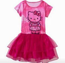 Girl's Hello Kitty tutu dress size 6/6X