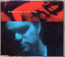 Kazda - Sign O' The Times - CDM - 1997 - Jazz Rock 2TR