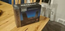 NETGEAR Nighthawk AX8 Dual-Band 8-Stream Wi-Fi 6 Router RAX75