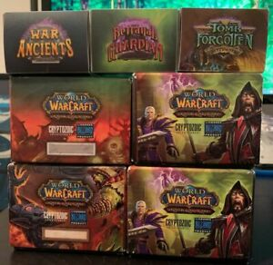 100x Random World of Warcraft TCG - WoW Card Collection Lot