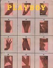 PLAYBOY JUNE 1971 Sharon Clark Cover Lieko John Cassavetes Linda Evans