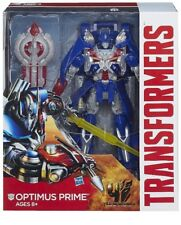 New Transformers Optimus Prime 20 steps Truck Sword Vector Shield