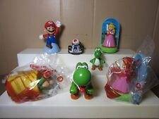Super Mario Brothers toy lot