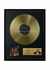 RGM1065 Buddy Holly That'll be the Day Gold Disc 24K Plated LP 12""