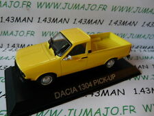 Auto 1/43 IXO DEAGOSTINI Balkan : DACIA 1304 pick up (renault 12)