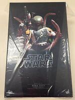 Hot Toys MMS 313 Star Wars Episode VI Return of the Jedi Boba Fett (Deluxe Ver)