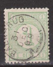 NVPH Netherlands Nederland BALKBRUG Cijfer 1876 ; NOW MANY TOP CANCELS Nr 31