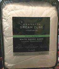 Wamsutta® Dream Zone® Extra Warmth White Goose Down Full/Queen Comforter $479