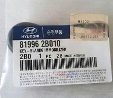 Hyundai 2009-2010 Tucson key-blanking Immobilizer Uncut 81996-2B010