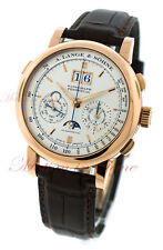 A. Lange & Sohne Datograph Perpetual Chronograph Flyback 41mm Rose Gold 410.032