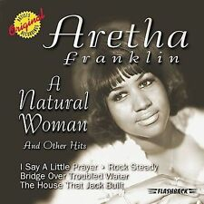 A Natural Woman & Other Hits by Aretha Franklin - CD (R)