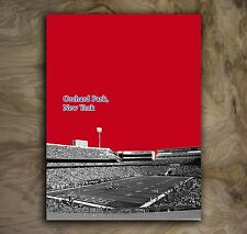 "Buffalo Bills Sports Poster NFL Art Print Rare Hot New 12x16"""