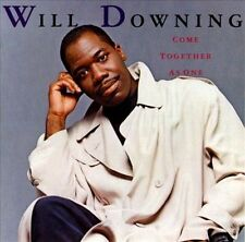 Come Together as One by Will Downing (CD, Oct-1989, Island (Label))