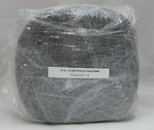1 kg STAHLWOLLE GRAD 0000 EXTRA FEIN SCHLEIFWOLLE SCHLEIFEN SCHLEIFMITTEL