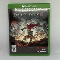 Darksiders III (Microsoft Xbox One, 2018)