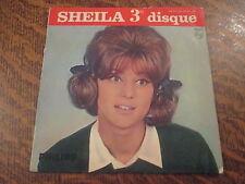 45 tours sheila 3e disque pendant les vacances