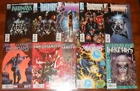 Inhumans Lot MARVEL Comics Knights 2099 Inhumanity Uncanny The Great Refuge 1995