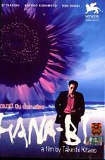 Hana-bi DVD R0 (aka Fireworks) Beat Takeshi Kitano, Gory Cult Japanese Crime