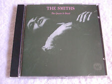 THE SMITHS THE QUEEN IS DEAD 10 TRK 1992 GERMANY WEA CD ALBUM