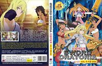 Is It Wrong to Try to Pick Up Girls in a Dungeon?: Sword Oratoria (1 - 12) ~ NEW