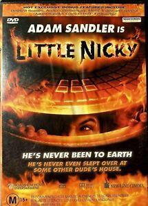 Little Nicky : Adam Sandler : NEW DVD * FREE EXPRESS POST *