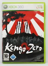 KENGO ZERO - XBOX 360 XBOX360 - PAL ESPAÑA - LEGEND OF THE 9 CERO