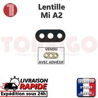 Vetro Posteriore Macchina Fotografica XIAOMI Mi A2 - Redmi 6X Lente Lenti Vetro