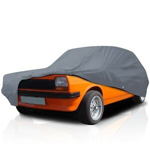 [CSC] 5 Layer Waterproof Semi Custom Car Cover for 1980-1983 Honda Civic 2nd gen