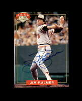 Jim Palmer Hand Signed 1994 All Star Legends Baltimore Orioles Autograph