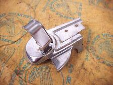 Chrome ouverture Carburateur gauche/COVER throttle Link honda vt 1100 C shadow sc23