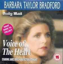 BARBARA TAYLOR BRADFORD: VOICE OF THE HEART - UK PROMO DVD: VICTORIA TENNANT