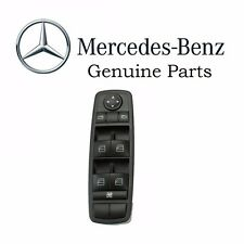 Genuine For Mercedes GL320 GL350 ML320 Front Driver Left Master Window Switch