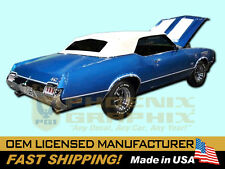 1972 GM Oldsmobile 442 W29 Paint Stencil Decal Stripe Kit W25 Air Induction Hood