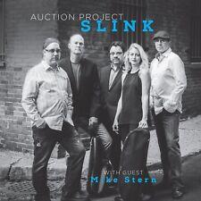 David Auction Project Bixler - Slink (Audio CD, Oct 7, 2014)