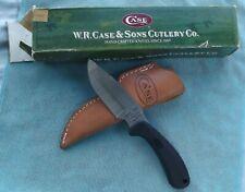 1994 CASE XX USA RidgeBack Drop Point Hunter Fixed Blade Hunting Knife W/ sheath