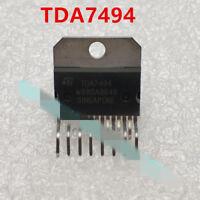 5 PCS TDA7494 ZIP-15 10W Amplifier with DC Volume Control10W