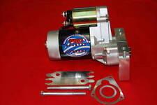 SBC BBC Chevy Mini Starter 3 Hp 3Hp Gear Reduction High Torque 153 168 Black