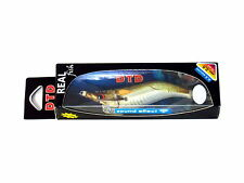 NEW DTD Squid Jig Real Fish Oita SOUND EFFECT Size: 2.5 75mm Color: SUGARELLO HO