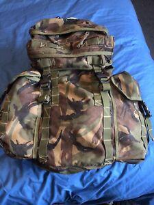 Patrol NI Patrol Pack Daypack Daysack British Army DPM