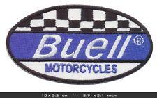BUELL Aufnäher Aufbügler Patch Motorrad Ulysses Cyclone Lightning V2 USA