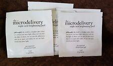 Philosophy Microdelivery Triple Acid Brightening Peel Pads 5 Pack