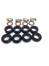 FUEL INJECTOR REPAIR KIT O-RINGS FILTERS GROMMETS 1994-1995 ISUZU HONDA 2.3-2.6L