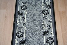Hall / Stairs Carpet Runner Floral / Flower Pattern Any Size x 60cm 4 Colours
