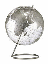 Replogle Crystal Marquise 12 Inch Desktop World Globe