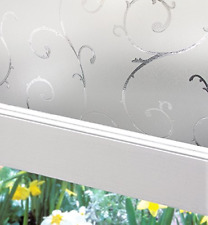 ARTSCAPE Lace 36 x 72 Window Film, 36-by-72-Inch, Clear, Etched, Textured