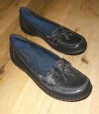 Ladies Clarks Tassel Loafers BNWT