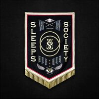 WHILE SHE SLEEPS - SLEEPS SOCIETY [CD] Sent Sameday*