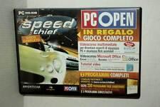 SPEED THIEF GIOCO USATO PC DVD VERSIONE ITALIANA GD1 47480