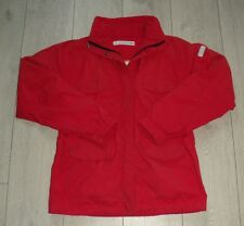 Animo Jacket I-44 D-38 Red Womens Riding Jacke *Made in Italy*