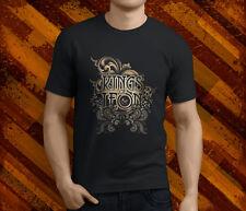 New Popular Kings Of Leon Mechanical Bull Rock Band Mens Black T-Shirt S-3Xl